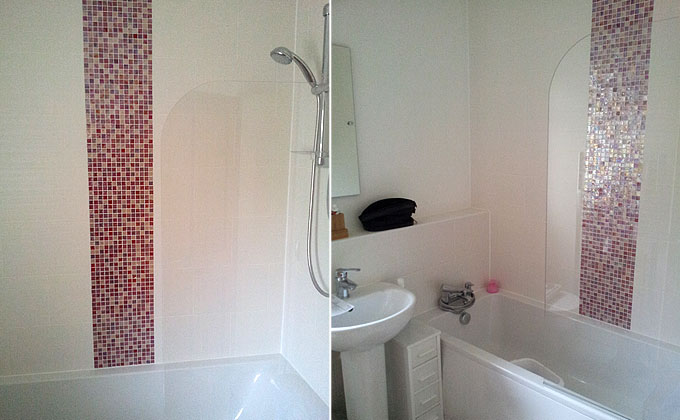 Mr & Mrs Edwards Bathroom Installation