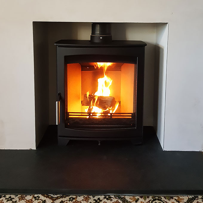 Aspect Stove Installation