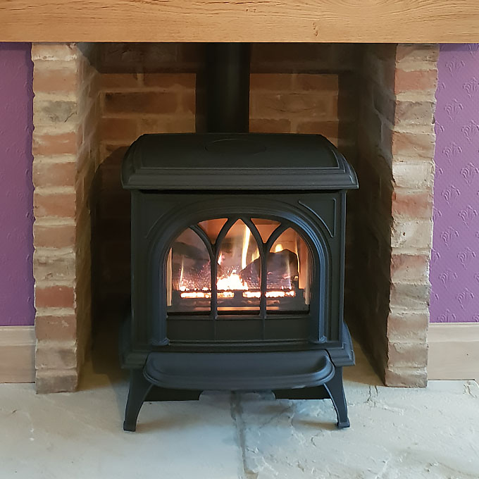 Huntingdon Stove Installation